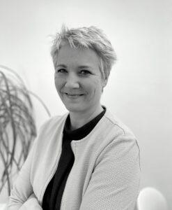 Dora Hormes, Gründerin und Inhaberin von NewTalentsNow